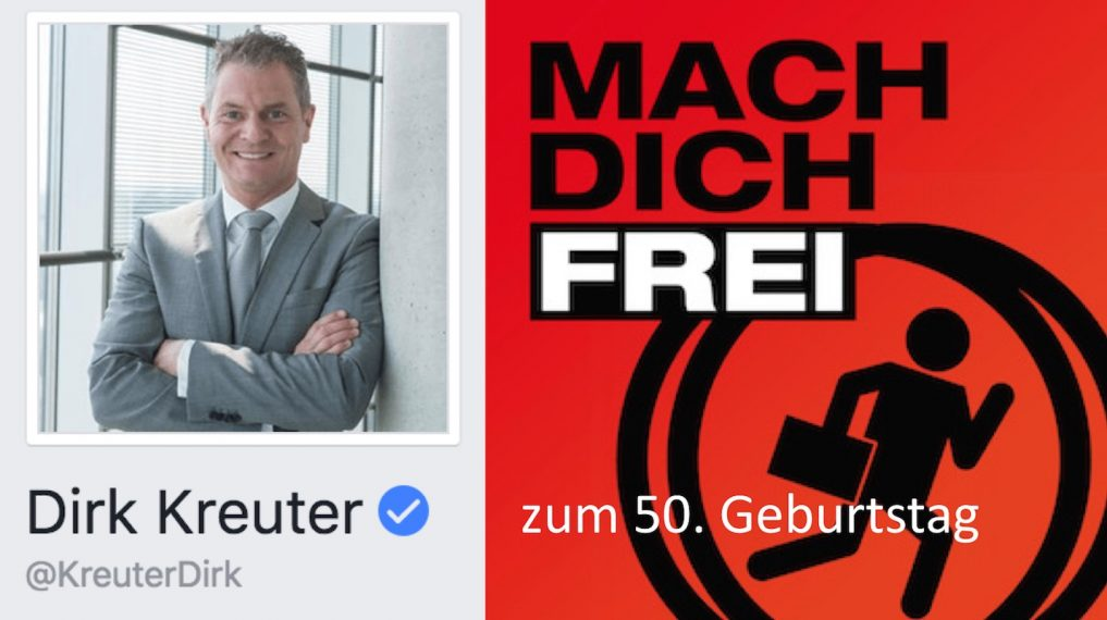 Dirk Kreuter 50