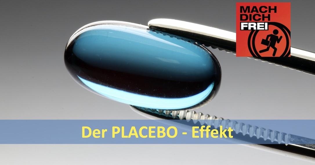 Der Placebo Effekt