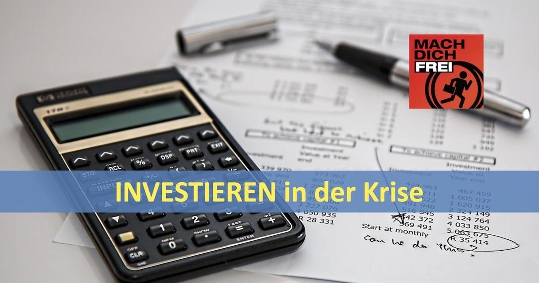 Investieren in der Krise