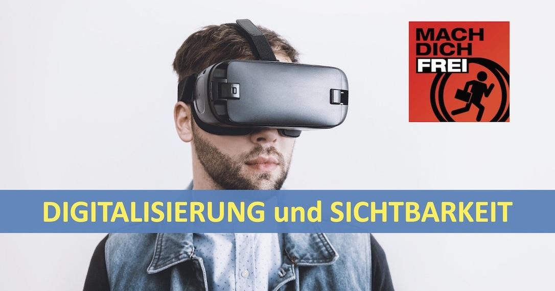Digitalisierung und Sichtbarkeit