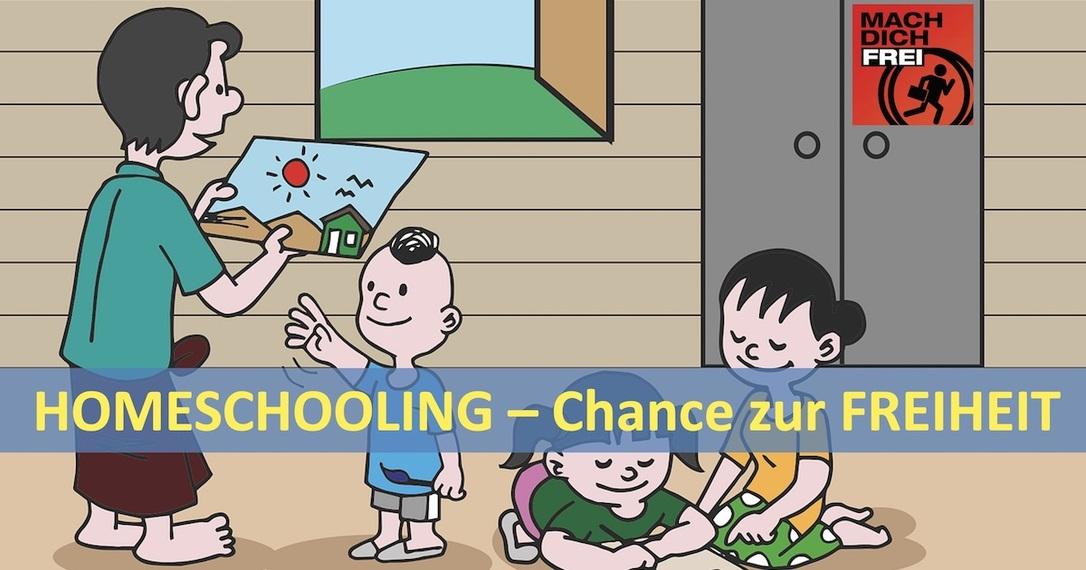 Homeschooling Chance zur Freiheit