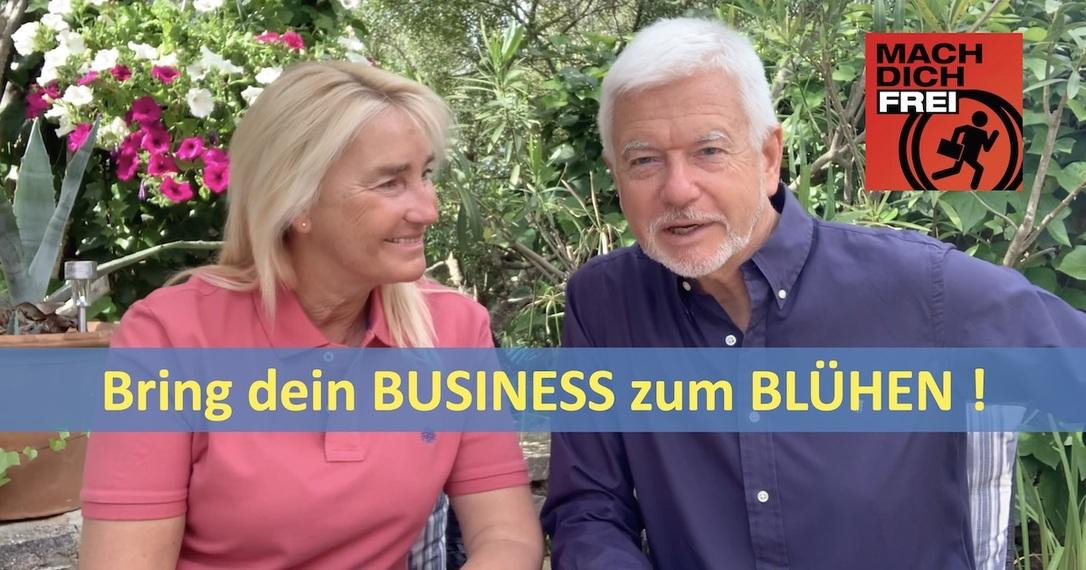 Wie du dein Business zum Blühen bringst