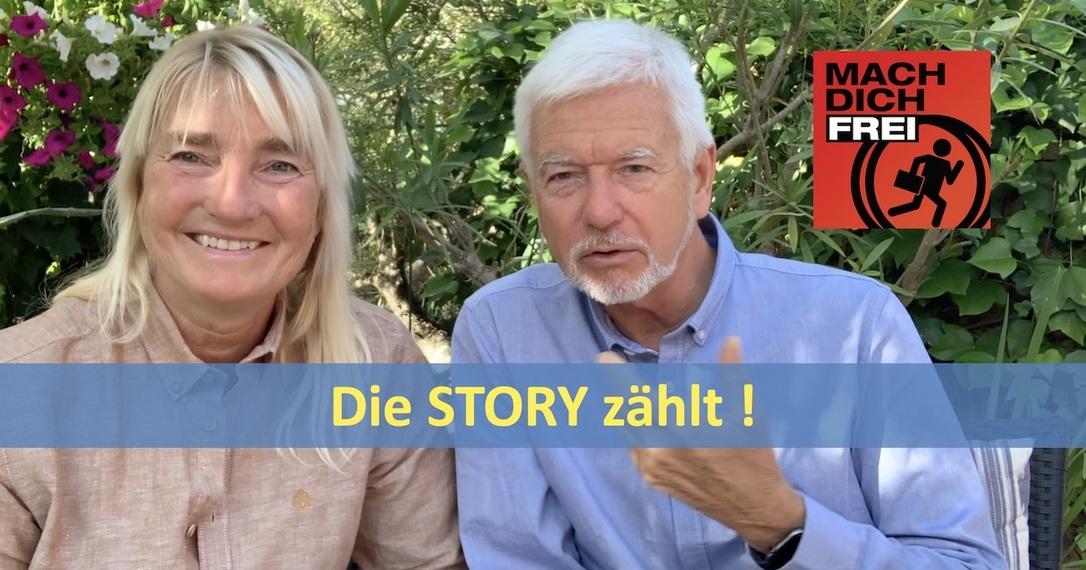Die Story zählt. Weshalb Storytelling