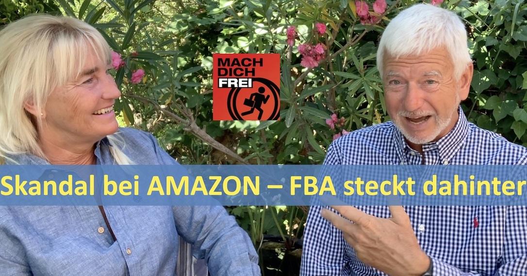 Skandal bei Amazon FBA steckt dahinter