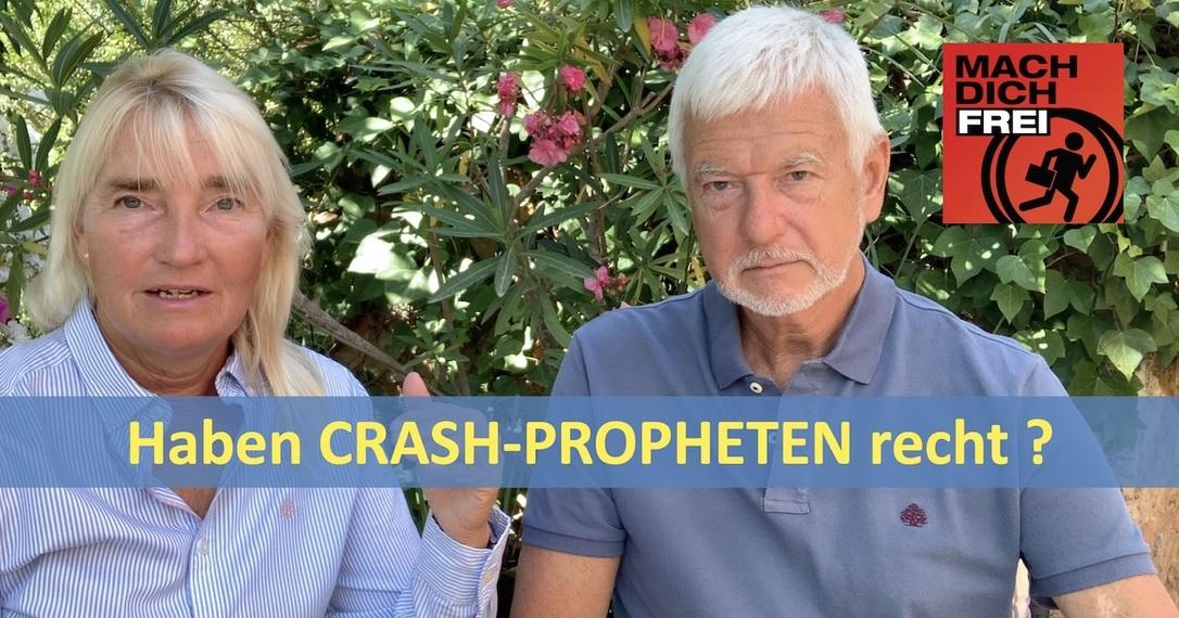 Haben Crash-Propheten recht