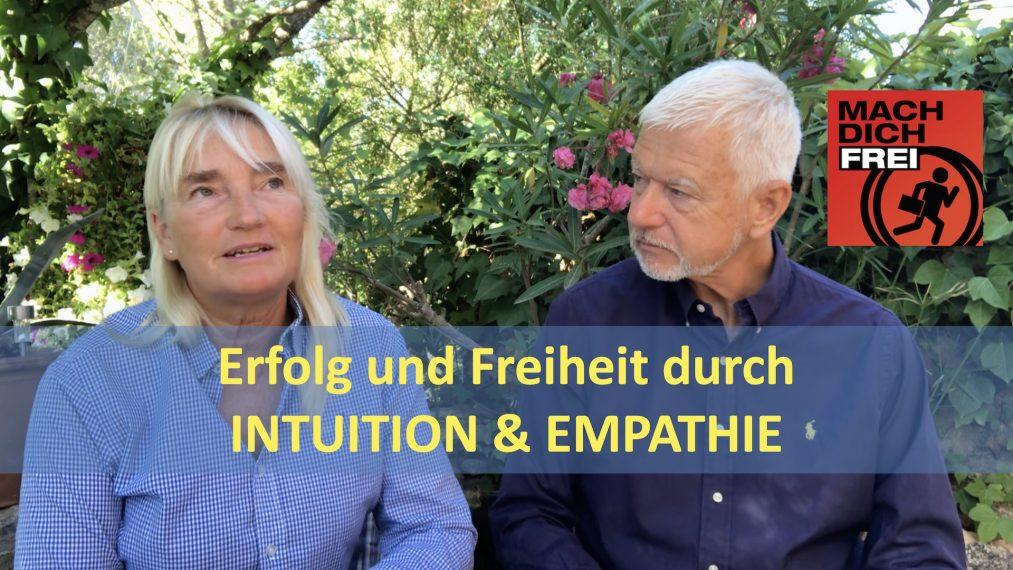 Erfolg Freiheit Intuition Empathie